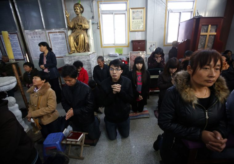 Chinese Christians