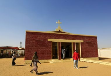 Sudanese church