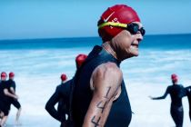 86-year-old nun who competes in Ironman endurance races says it's her faith that motivates her to cross the finish line