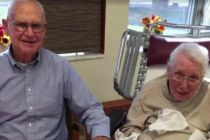 Christian couple die 20 minutes apart from each other after living life serving others