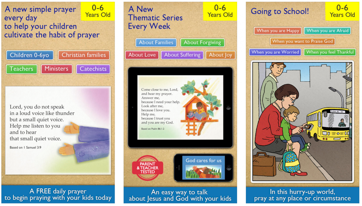 Top 5 daily prayer apps to help your devotional life