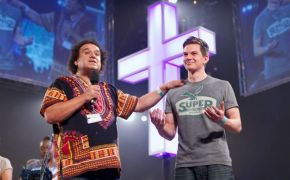 Church is not a business, says Soul Survivor's Mike Pilavachi – it's a family