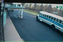 12-year-old boy accused of stealing church bus for 7-mile ride