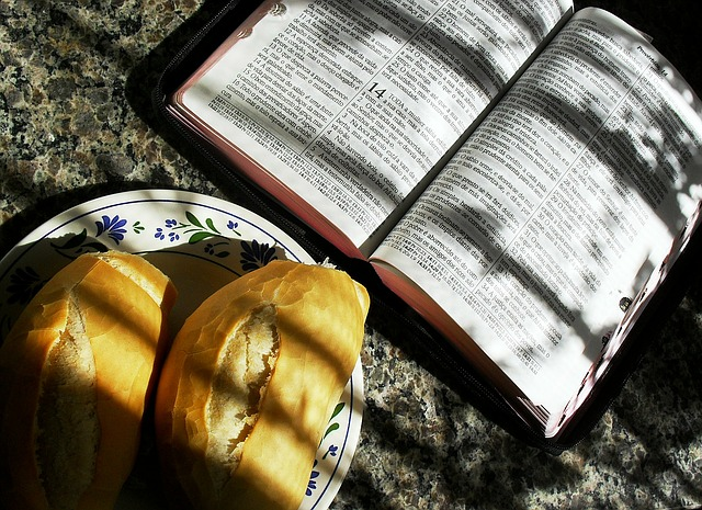 Bible and food