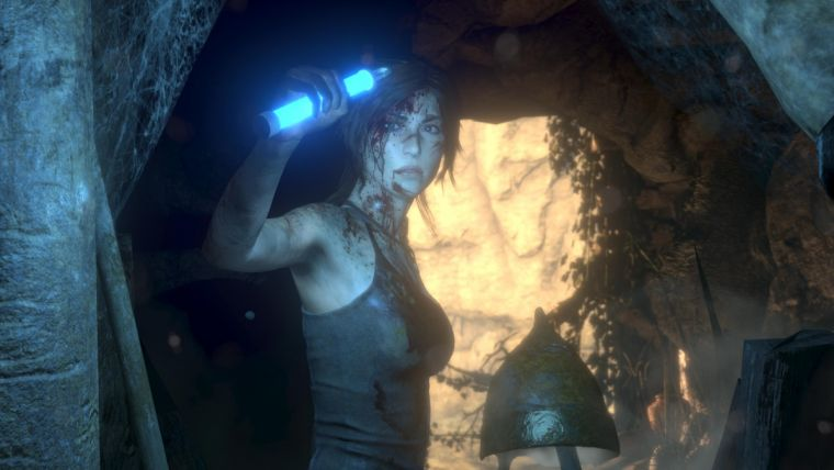 Rise Of The Tomb Raider Ps4 Release Date Title To Feature 4k Gameplay On Ps4 Pro Console