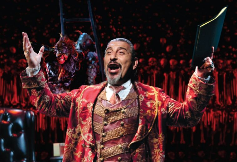 Max McClean as Screwtape