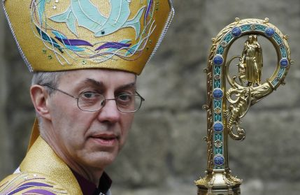 Why I love Justin Welby (even more than Gareth Southgate)