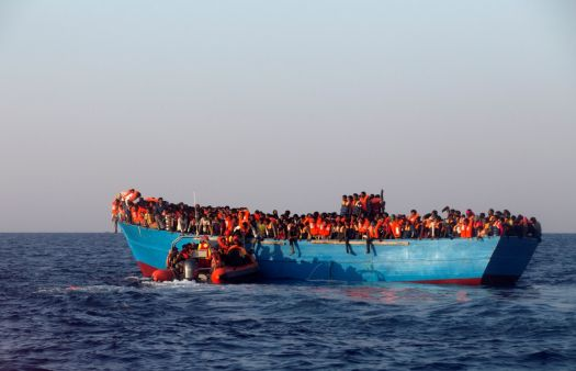 Church groups urges EU to change approach to migrants rescued at sea