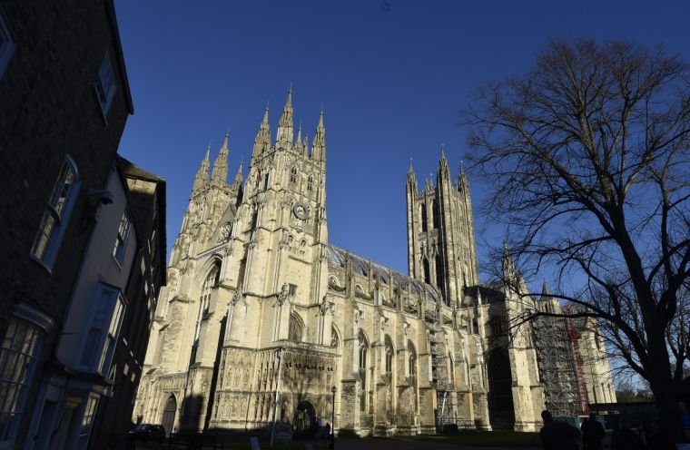 Church of england goes for growth with more than 100 new churches canterbury cathedral malvernweather Images
