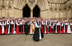 BAME clergy to receive special mentoring in Church of England bid to boost diversity