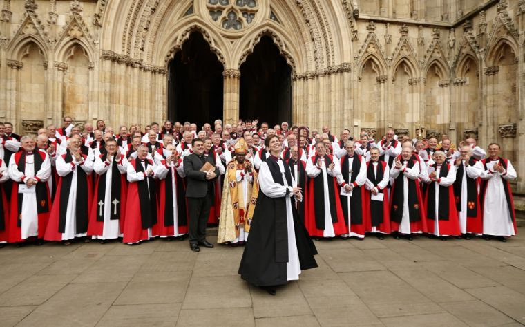 The Church of England now has women clergy and bishops but there is still a shortage of black and ethnic minority clergy