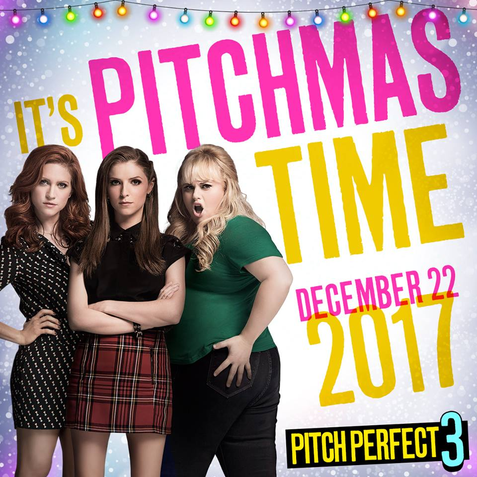 Pitch perfect release date in Brisbane