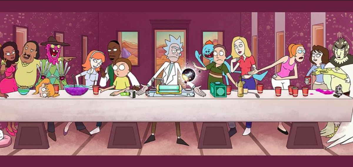 Rick And Mortys Justin Roiland Unearths Though-provoking