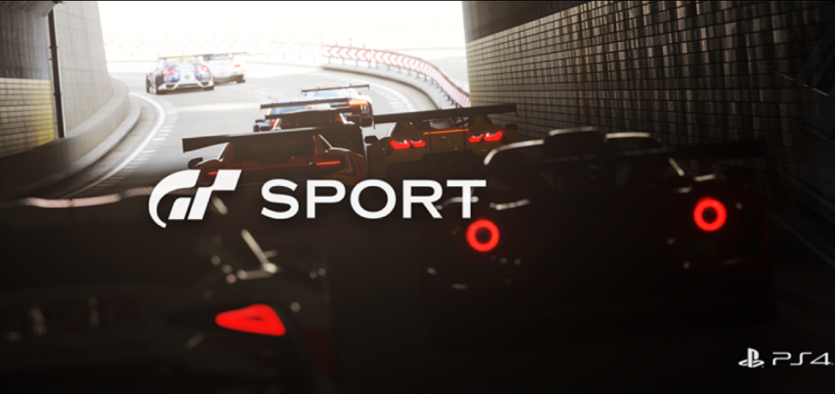 39 gran turismo sport 39 release date gameplay details title launching in 2017 as ps4 exclusive. Black Bedroom Furniture Sets. Home Design Ideas
