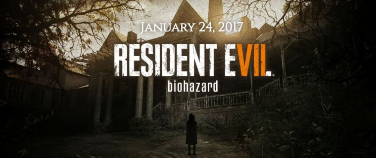 Resident Evil 7 Biohazard Release Date News Title Will