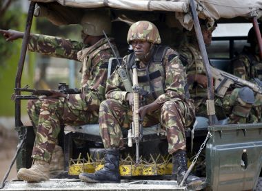 Kenyan Defence Force