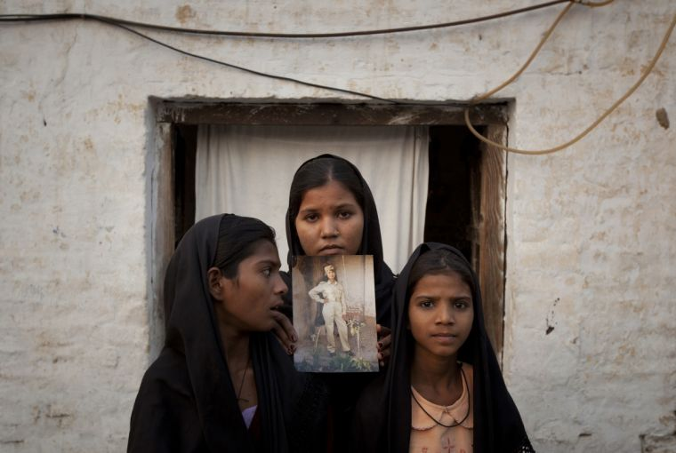 Asia Bibi's daughters