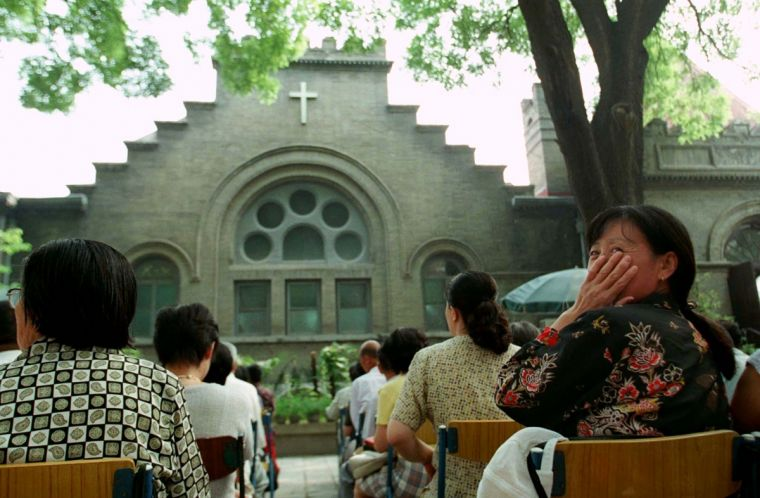 Chinese Christians in Beijing