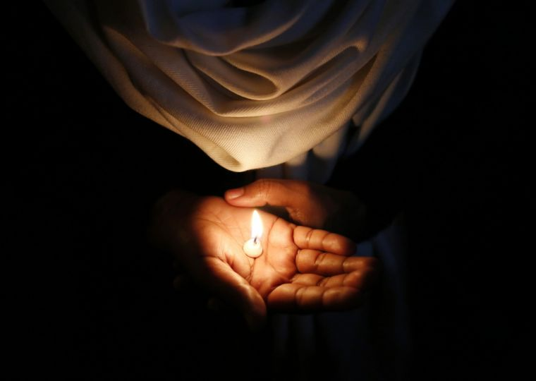 Vigil for elderly nun who was raped in India