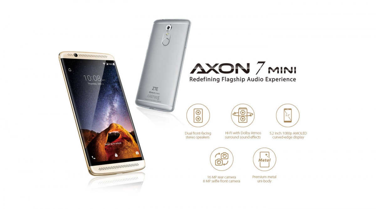 zte axon 7 mini specs release date news pre orders open for mid tier device christian news. Black Bedroom Furniture Sets. Home Design Ideas