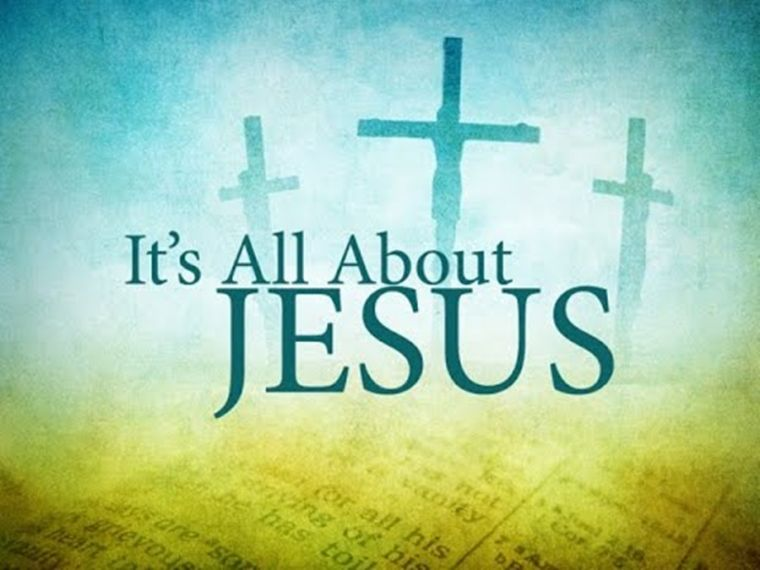 It's all about Christ