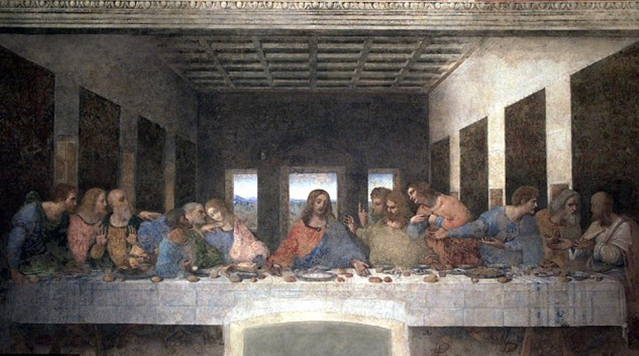 Mass of the Lord's Supper with the washing of the feet