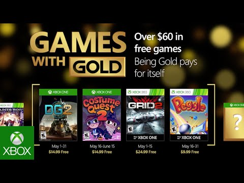 Xbox Games with Gold free games for September 2020 ...