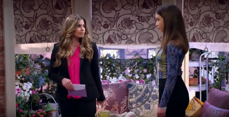 Riley from girl meets world gay