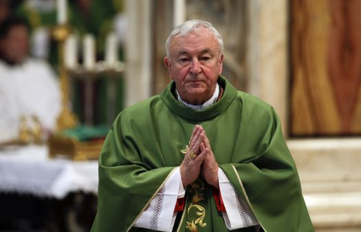 Cardinal Vincent Nichols says it's time for churches to re-open