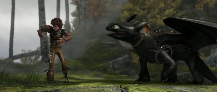 when release how to train your dragon 3