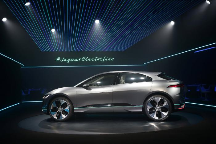 I Pace Release Date >> Jaguar I Pace Concept Release Date Specs News All Electric Suv