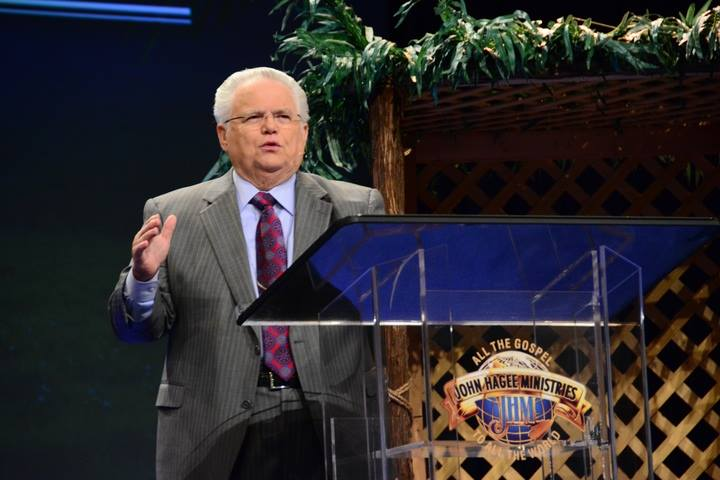 John Hagee Ministries cancels two London conferences