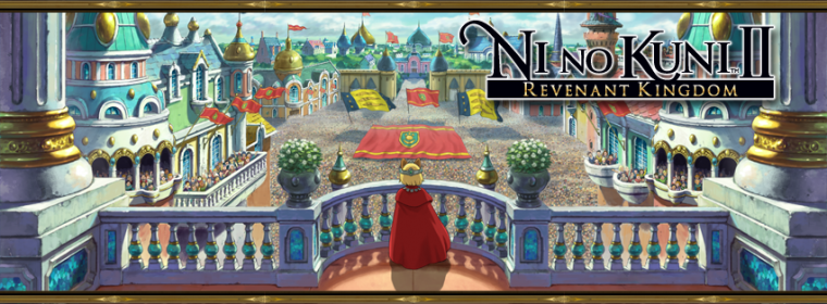 'Ni No Kuni II: Revenant Kingdom'