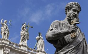 St Peter's confession: How the 'rock' of the church got God so wrong