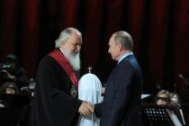 Head of Russian Orthodox Church lavishes praise on Putin after 'open and honest' election
