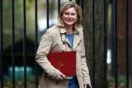 education-secretary-justine-greening-arrives-in-downing-street-for-a-cabinet-meeting