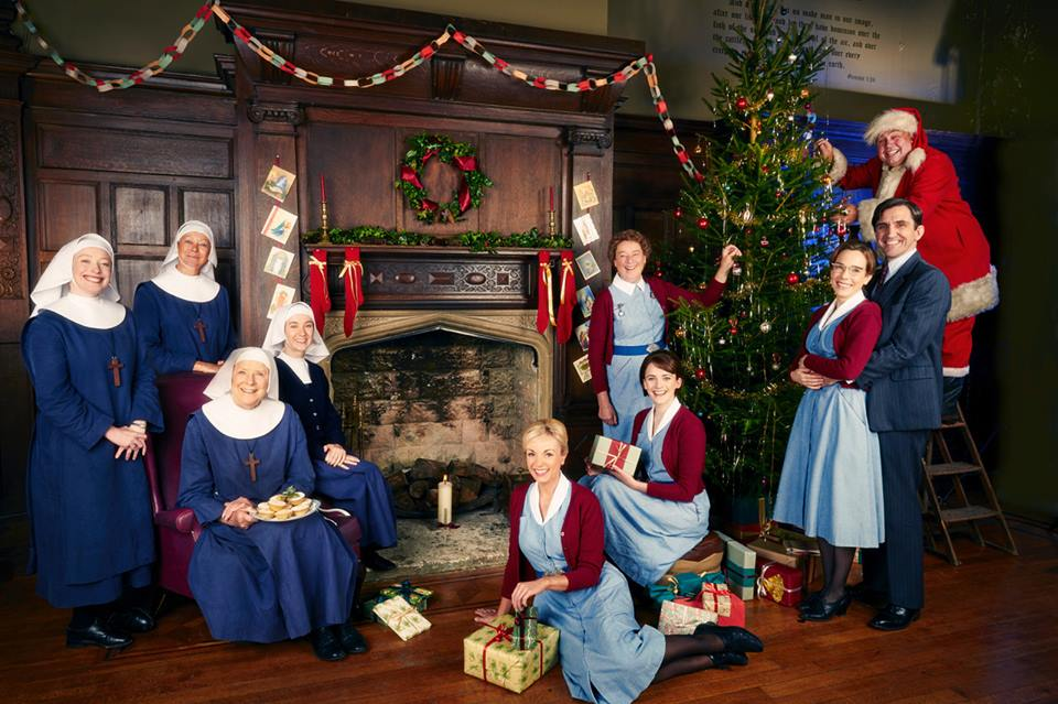 Call the Midwife' season 6 news: Three more seasons ordered by BBC ...
