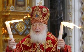 Your smartphone heralds the rise of the Antichrist, warns Russian Patriarch