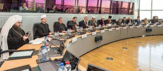 12th High-Level EU meeting with religious leaders