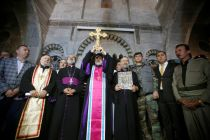 3 major church groups join hands to rebuild thousands of homes destroyed by ISIS in Iraq
