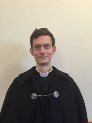 Father Christopher Phillips, Vicar of St Mary, Willesden in London
