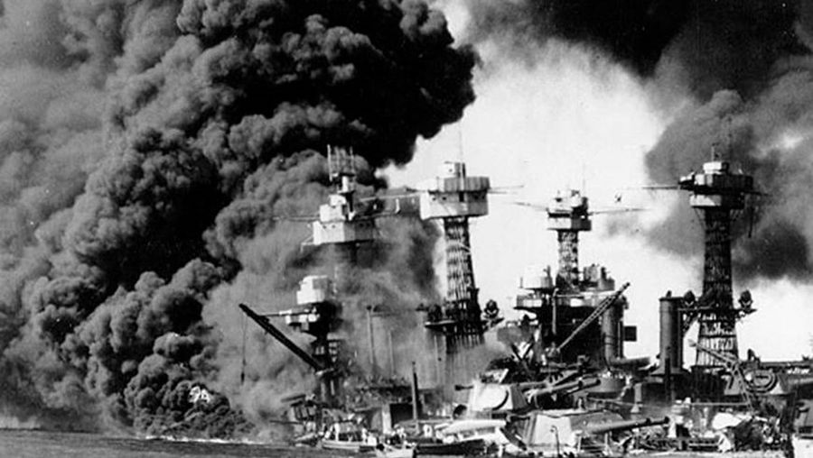 a discussion of the hypotheses about the attack of pearl harbor How roosevelt attacked japan at pearl harbor on the investigation of the pearl harbor attack the initial discussion of the hull proposal took place in.