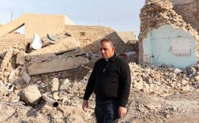 Resurrection of devastated Iraqi town of Karamles offers signs of hope