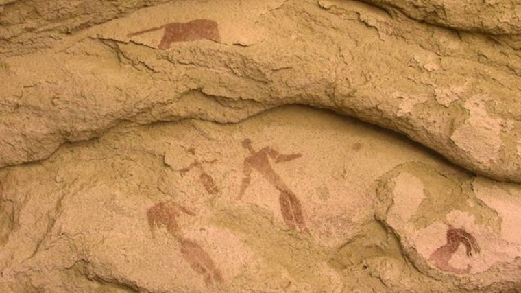 5,000-year-old nativity scene