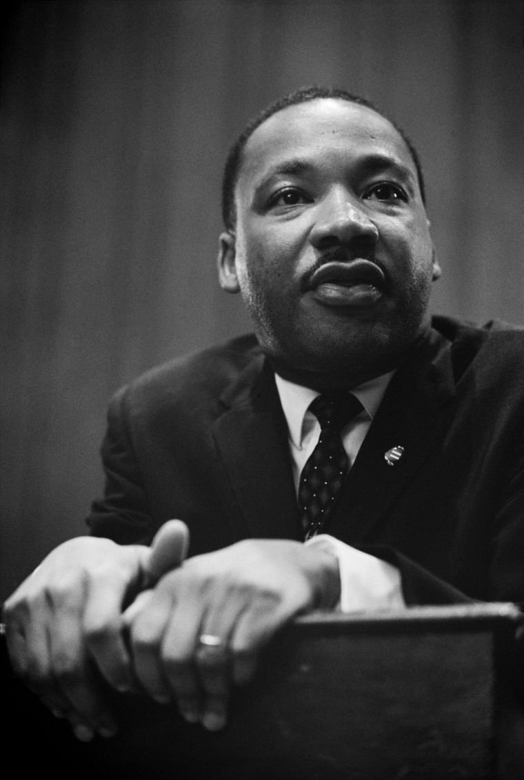 mlk jr critique The report from washington a critique of dr martin luther king exclusive: ellis washington believes mlk's worldview negatively affects blacks today.
