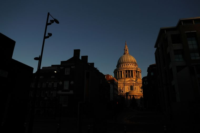 The next Bishop of London will be enthroned at St Paul's Cathedral