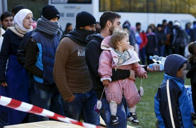 Refugees in Germany