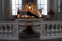 €700 Fine For Artist Who 'Defiled Church' By Doing Press-Ups On The Altar