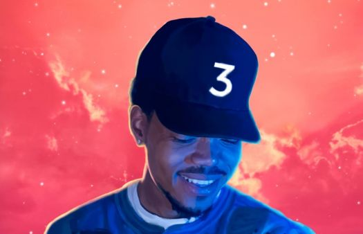 Chance the Rapper says it's 'dope' that Kanye West has started making Christian music