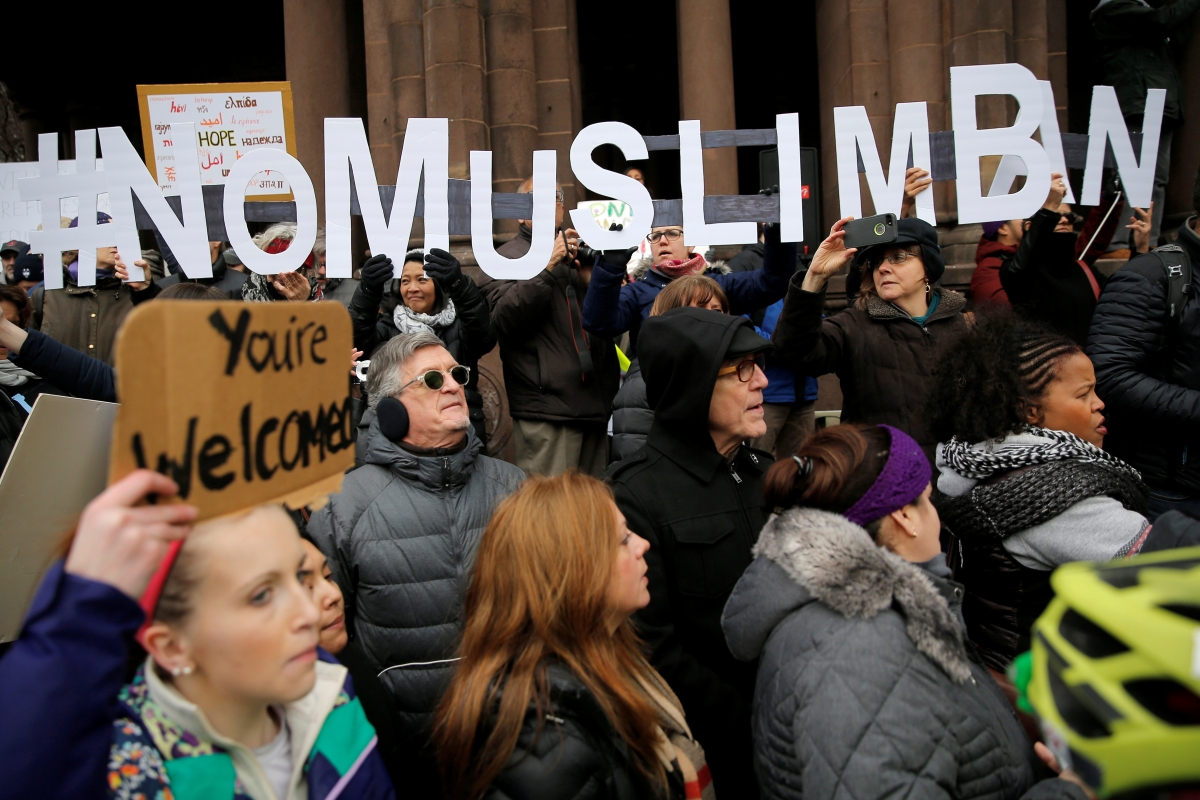 White House Claims Trump Travel Ban Not Targeting Muslims